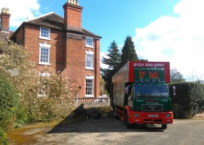 House Removals Halesowen