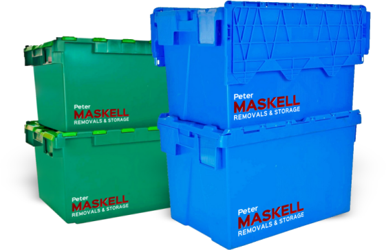 House Removals Packing Crate Hire